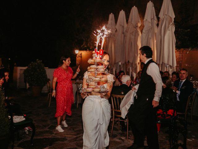 La boda de Joaquín y Ainhoa en Granada, Granada 72