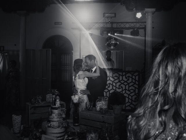 La boda de Joaquín y Ainhoa en Granada, Granada 76
