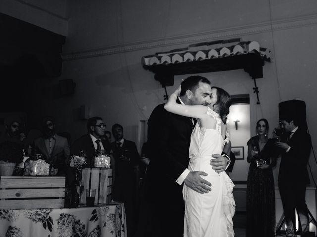 La boda de Joaquín y Ainhoa en Granada, Granada 77