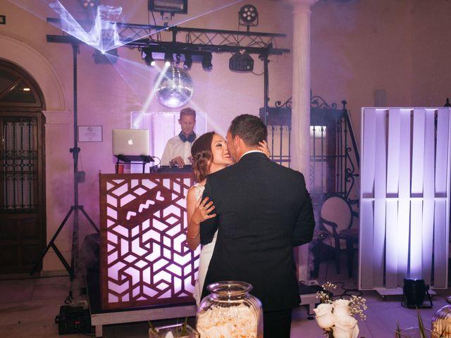 La boda de Joaquín y Ainhoa en Granada, Granada 78