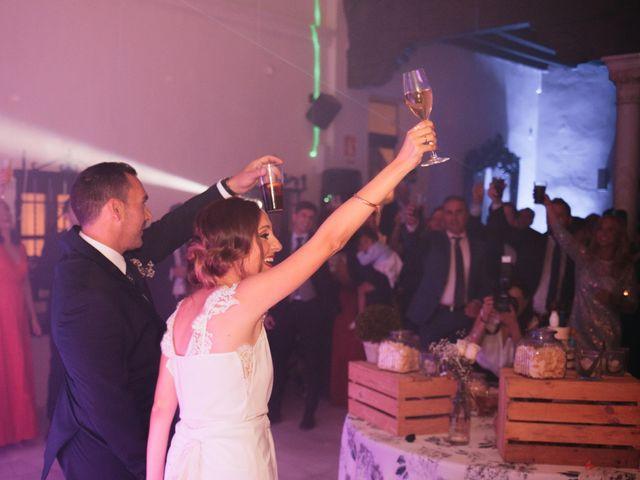 La boda de Joaquín y Ainhoa en Granada, Granada 80