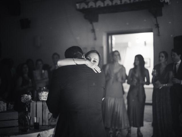 La boda de Joaquín y Ainhoa en Granada, Granada 86