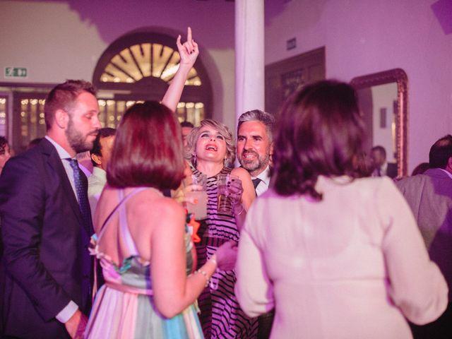 La boda de Joaquín y Ainhoa en Granada, Granada 90