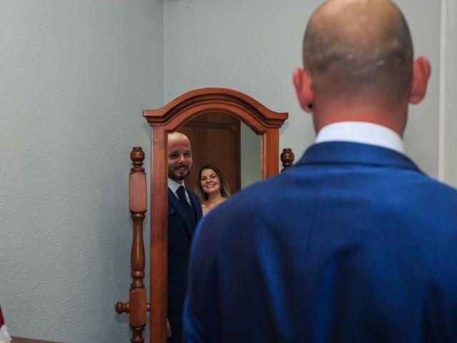 La boda de Antonio y Maria en Navalcarnero, Madrid 2