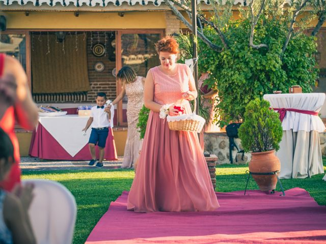 La boda de Antonio y Maria en Navalcarnero, Madrid 10