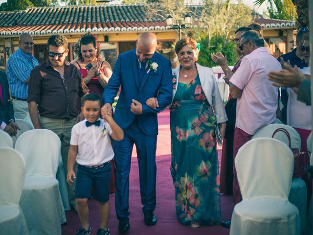 La boda de Antonio y Maria en Navalcarnero, Madrid 12