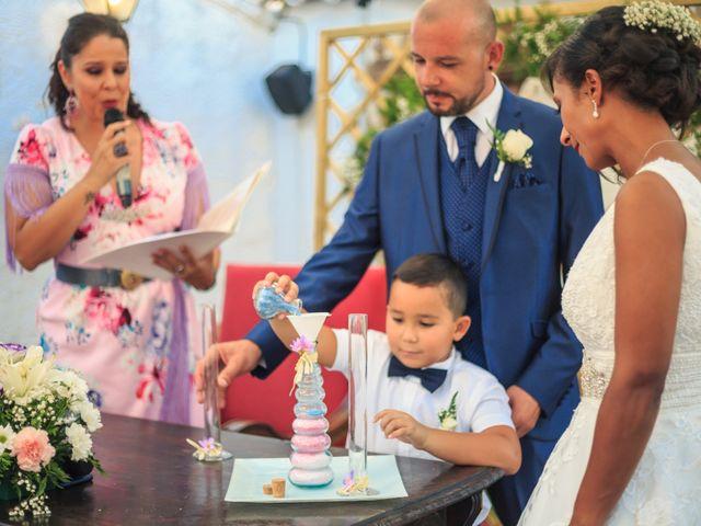 La boda de Antonio y Maria en Navalcarnero, Madrid 17