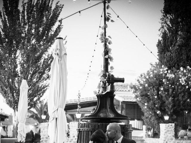 La boda de Antonio y Maria en Navalcarnero, Madrid 20