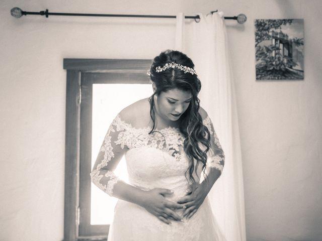 La boda de Enrique y Ashley en Icod de los Vinos, Santa Cruz de Tenerife 14