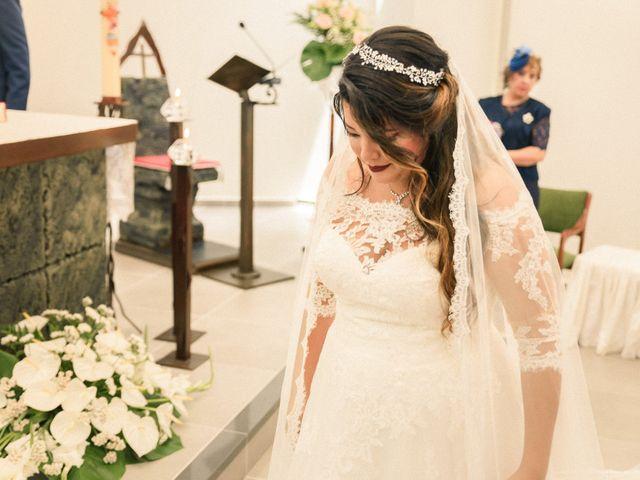 La boda de Enrique y Ashley en Icod de los Vinos, Santa Cruz de Tenerife 23