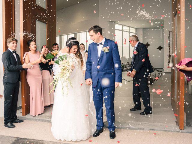 La boda de Enrique y Ashley en Icod de los Vinos, Santa Cruz de Tenerife 31