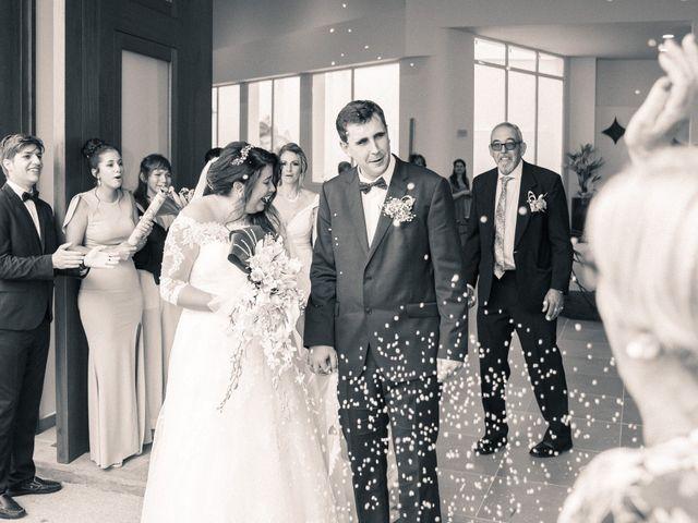 La boda de Enrique y Ashley en Icod de los Vinos, Santa Cruz de Tenerife 32