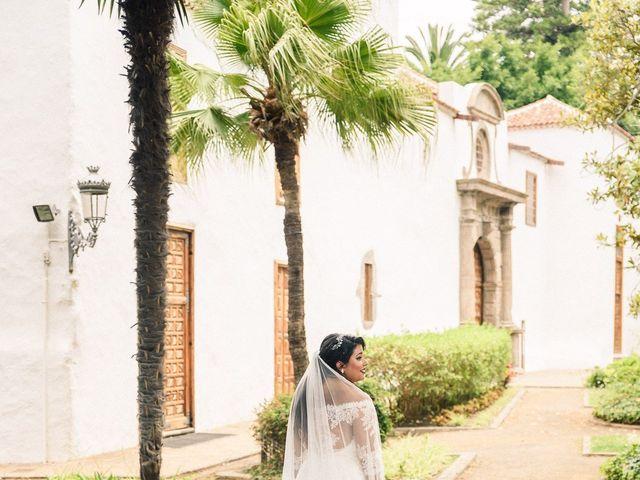 La boda de Enrique y Ashley en Icod de los Vinos, Santa Cruz de Tenerife 36