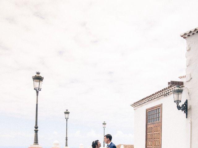 La boda de Enrique y Ashley en Icod de los Vinos, Santa Cruz de Tenerife 38