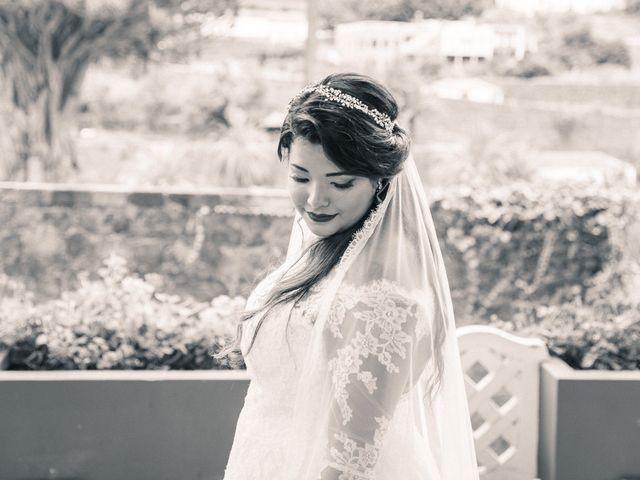 La boda de Enrique y Ashley en Icod de los Vinos, Santa Cruz de Tenerife 40