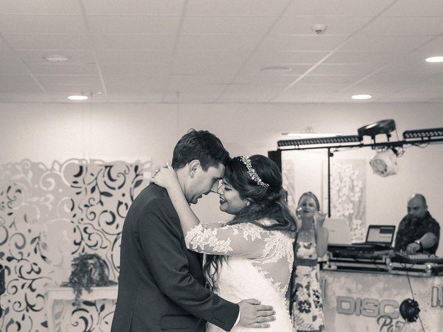 La boda de Enrique y Ashley en Icod de los Vinos, Santa Cruz de Tenerife 49