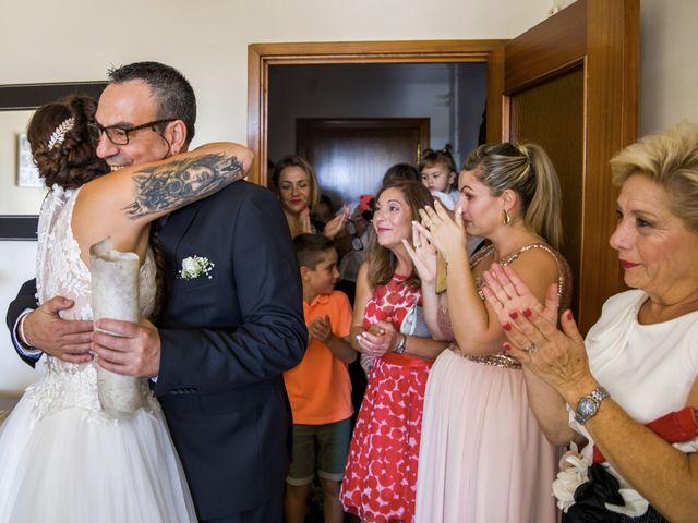 La boda de Andreu y Laura en Sant Cugat Sesgarrigues, Barcelona 20