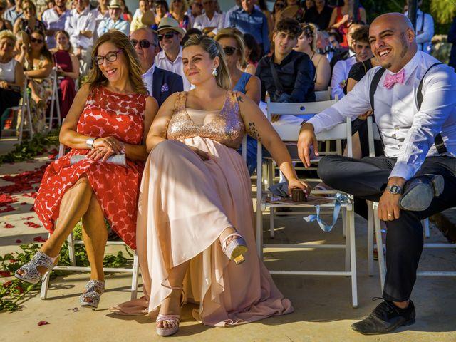 La boda de Andreu y Laura en Sant Cugat Sesgarrigues, Barcelona 31