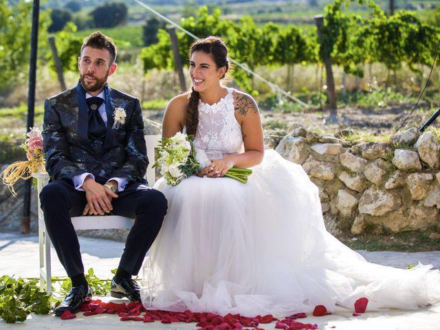 La boda de Andreu y Laura en Sant Cugat Sesgarrigues, Barcelona 32
