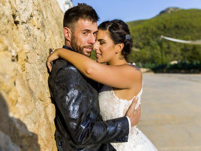 La boda de Andreu y Laura en Sant Cugat Sesgarrigues, Barcelona 37