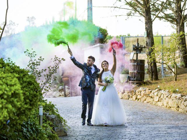 La boda de Andreu y Laura en Sant Cugat Sesgarrigues, Barcelona 38