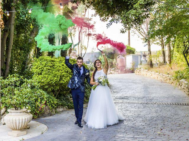 La boda de Andreu y Laura en Sant Cugat Sesgarrigues, Barcelona 40