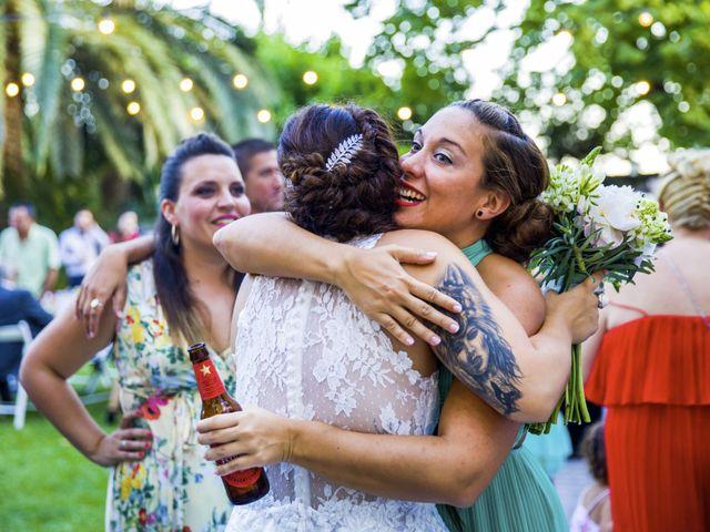 La boda de Andreu y Laura en Sant Cugat Sesgarrigues, Barcelona 43
