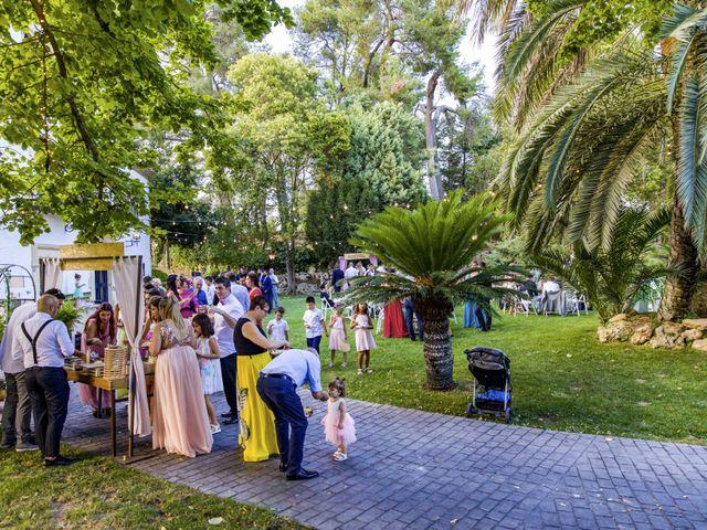 La boda de Andreu y Laura en Sant Cugat Sesgarrigues, Barcelona 52