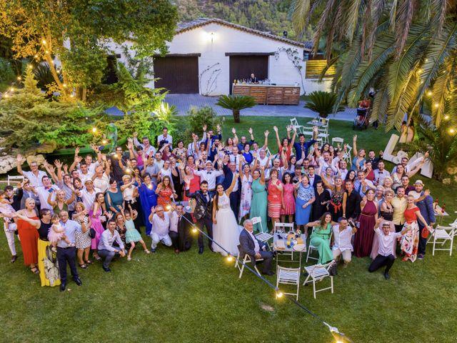 La boda de Andreu y Laura en Sant Cugat Sesgarrigues, Barcelona 57