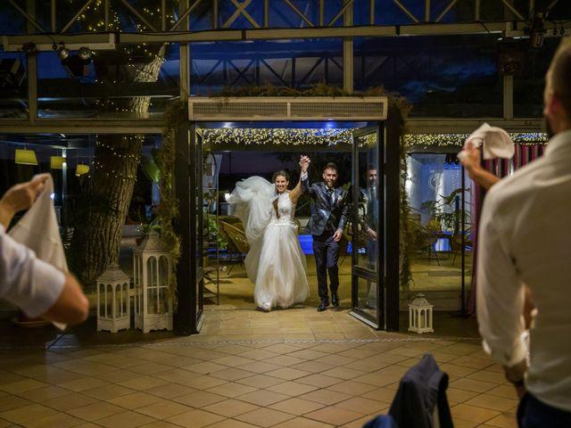La boda de Andreu y Laura en Sant Cugat Sesgarrigues, Barcelona 58