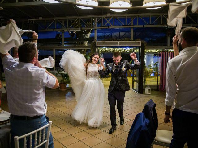 La boda de Andreu y Laura en Sant Cugat Sesgarrigues, Barcelona 59
