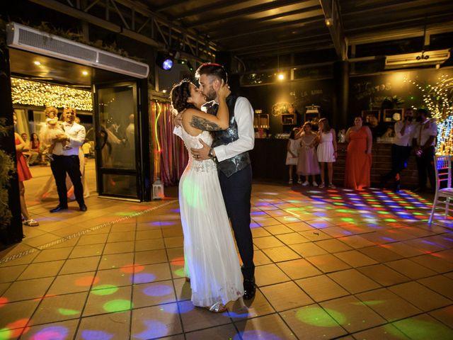 La boda de Andreu y Laura en Sant Cugat Sesgarrigues, Barcelona 66