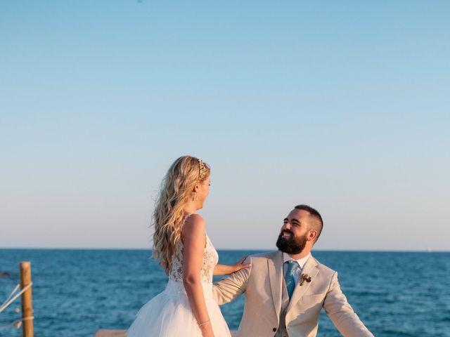La boda de Marc y Alba en Arenys De Mar, Barcelona 3