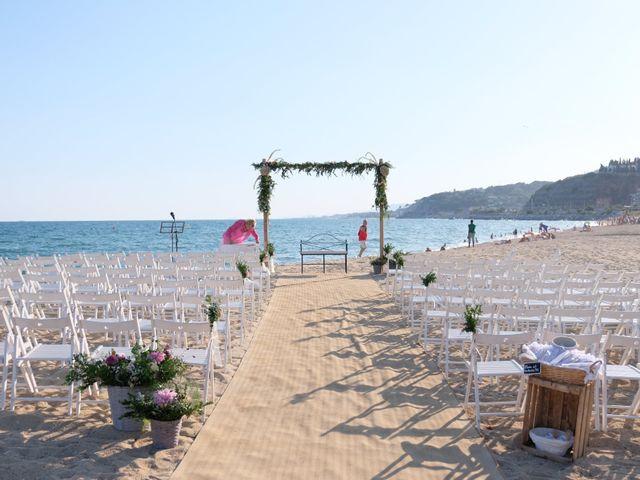 La boda de Marc y Alba en Arenys De Mar, Barcelona 4