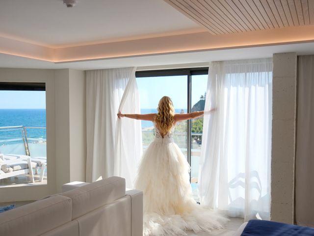 La boda de Marc y Alba en Arenys De Mar, Barcelona 5
