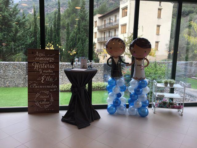 La boda de Lillian  y Daniel en L' Hospitalet De Llobregat, Barcelona 10
