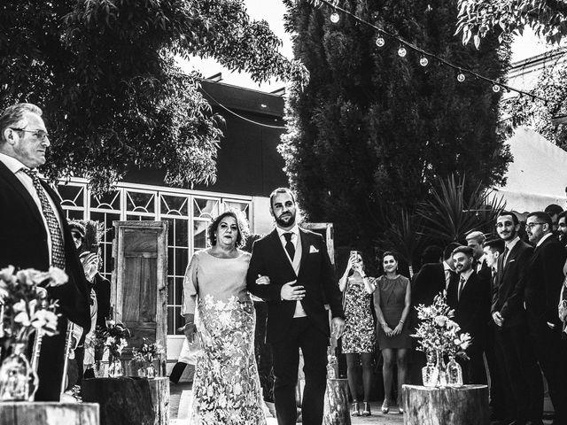 La boda de Paco y Silvia en Granada, Granada 14