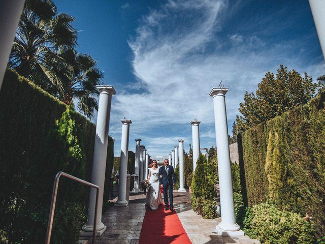 La boda de Paco y Silvia en Granada, Granada 18
