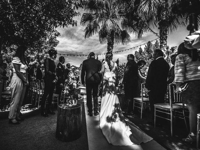 La boda de Paco y Silvia en Granada, Granada 19