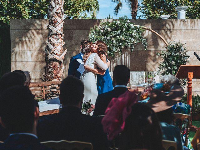 La boda de Paco y Silvia en Granada, Granada 20