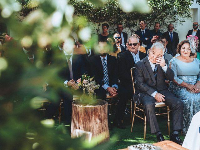 La boda de Paco y Silvia en Granada, Granada 24