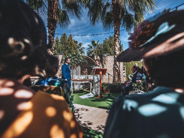 La boda de Paco y Silvia en Granada, Granada 26
