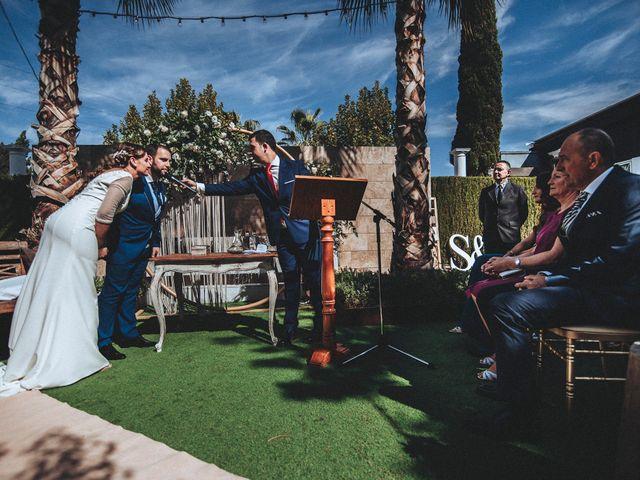 La boda de Paco y Silvia en Granada, Granada 27