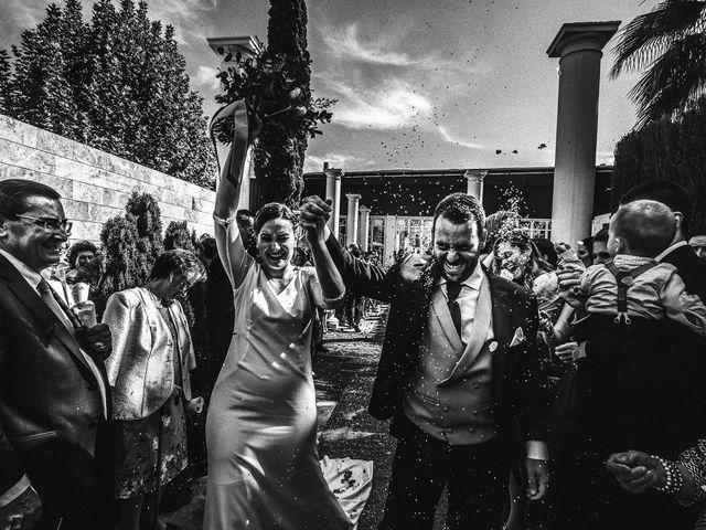 La boda de Paco y Silvia en Granada, Granada 29