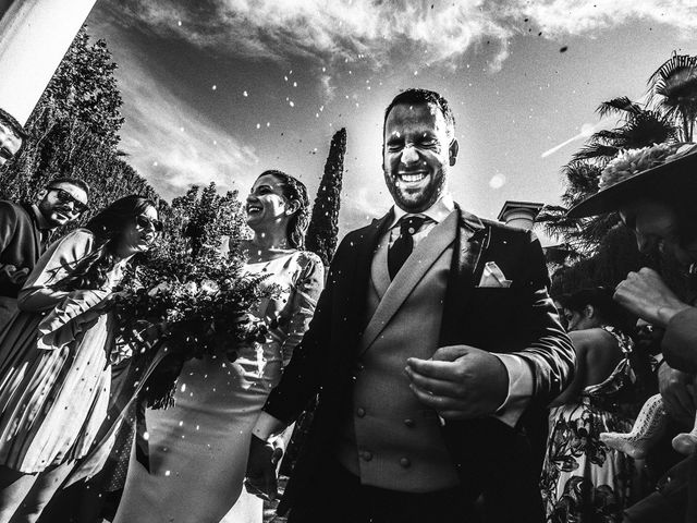 La boda de Paco y Silvia en Granada, Granada 30