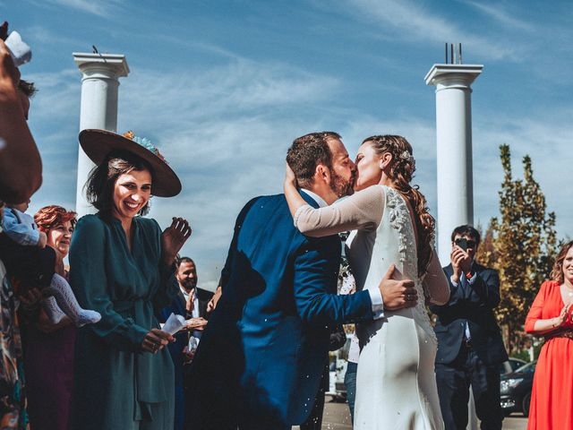 La boda de Paco y Silvia en Granada, Granada 31