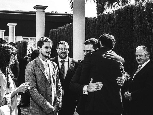 La boda de Paco y Silvia en Granada, Granada 32