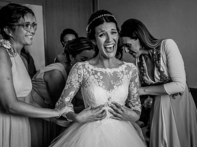 La boda de Jony y Ainhoa en Madroñera, Cáceres 6