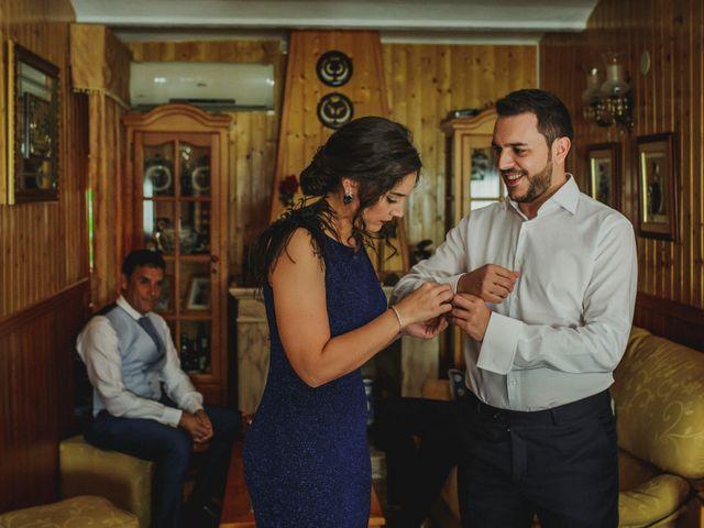 La boda de Jony y Ainhoa en Madroñera, Cáceres 8