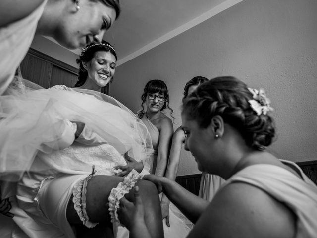 La boda de Jony y Ainhoa en Madroñera, Cáceres 9